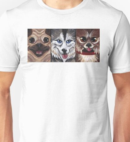 All The Dogs Unisex T-Shirt
