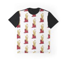 Candle Graphic T-Shirt