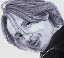Robert Carlyle Rumpelstiltskin Once Upon a Time by JennaJ