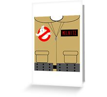 Bustin' Makes Me Feel Good - MELNITZ Greeting Card