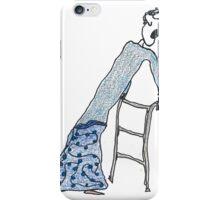 Fragile Frida (one-line #122) iPhone Case/Skin