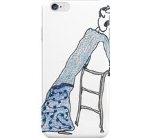 Fragile Frida (one-line #122) iPhone Case/Skin