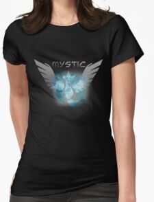 Frost Bird Womens Fitted T-Shirt