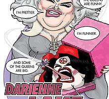 Darienne Lake by dezignjk
