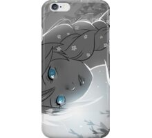 Blue Hue iPhone Case/Skin