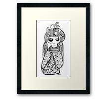 Goldfish Tears Framed Print