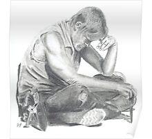 Daryl Dixon Norman Redus Walking Dead Poster