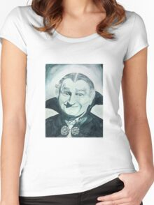 Grandpa M. Women's Fitted Scoop T-Shirt