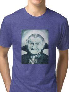 Grandpa M. Tri-blend T-Shirt