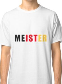 Meister Classic T-Shirt