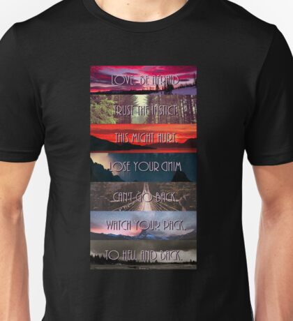 Teen Wolf - All Seasons Unisex T-Shirt