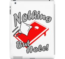 Nothing But Hole! iPad Case/Skin
