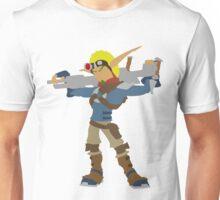 Jak 2 Renegade-Jak Unisex T-Shirt