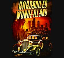 Hardboiled Wonderland Film Noir Design Unisex T-Shirt