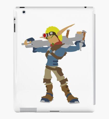 Jak 2 Renegade-Jak iPad Case/Skin