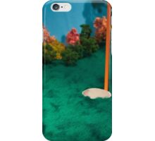 Let's Play Golf - Chandelle iPhone Case/Skin