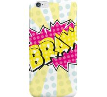 The Braw Pop-Art iPhone Case/Skin