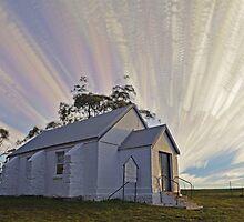 Mount Lambie Church by CarleyBeth