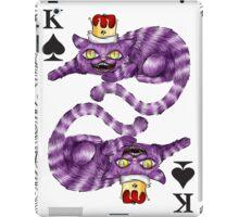 Alice's Cheshire Cat iPad Case/Skin
