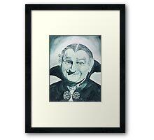 Grandpa M. Framed Print