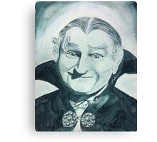 Grandpa M. Canvas Print