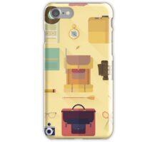 Moonrise Kingdom: Collection Print iPhone Case/Skin