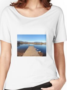 Jetty view Women's Relaxed Fit T-Shirt