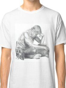 Daryl Dixon Norman Redus Walking Dead Classic T-Shirt