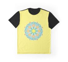 beach mandala Graphic T-Shirt