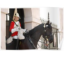 Mounted Guard Poster