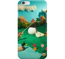 Let's Play Golf - Hook iPhone Case/Skin