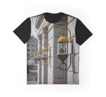 Lights In A Row Graphic T-Shirt