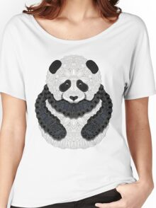 Little Panda Women's Relaxed Fit T-Shirt