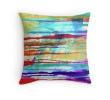 Untied Throw Pillow