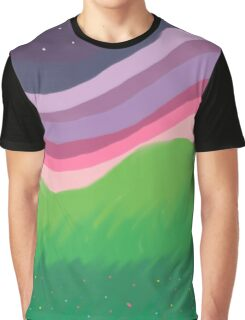 Summer's Gloaming Graphic T-Shirt