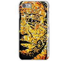 Serge Gainsbourg fantastic cigarette design! iPhone Case/Skin