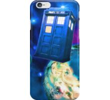 Whovians Best Facebook Group Art Dedication (07/2016) iPhone Case/Skin