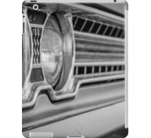 Front Grill iPad Case/Skin