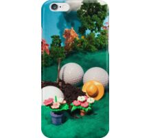 Let's Play Golf - Sudden Death iPhone Case/Skin