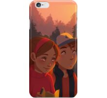 Mystery Solverz iPhone Case/Skin