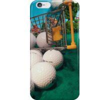 Lets Play Golf - Caddie iPhone Case/Skin