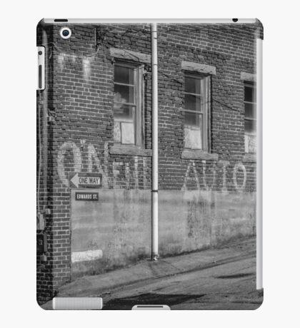 Garage iPad Case/Skin