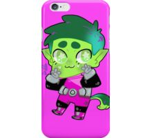 Teen Titans || Beast Boy iPhone Case/Skin