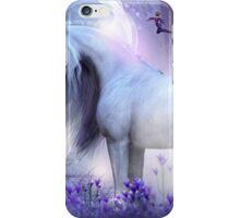 Unicorn Kisses iPhone Case/Skin