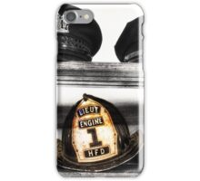 Fire Hats Engine One  iPhone Case/Skin