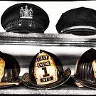 Fire Hats Engine One  by ArtbyDigman