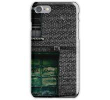 Garage Door iPhone Case/Skin