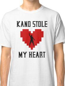 Mortal Kombat - Kano Stole My Heart Classic T-Shirt
