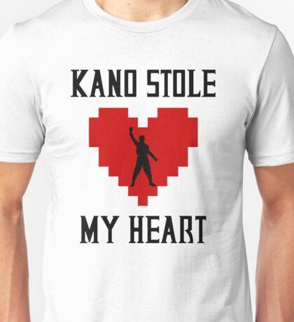 Mortal Kombat - Kano Stole My Heart Unisex T-Shirt