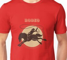 Rodeo Cowboy   Unisex T-Shirt